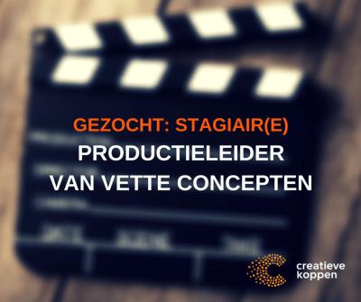 Stage Productieleider