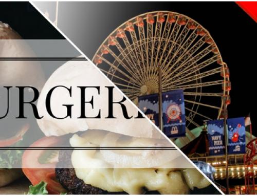 Accept Mission: Burgers verzinnen.. of attracties bedenken?